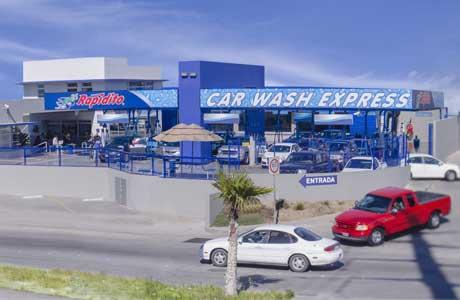 Rapidito Car Wash Via Rapida